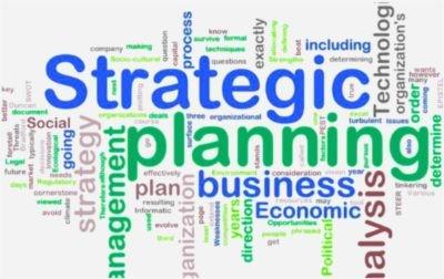Strategic Planning Map